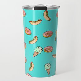 Sweet and desserts Travel Mug