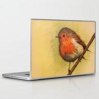 birdy Laptop & iPad Skins featuring Birdy by ioanazdralea