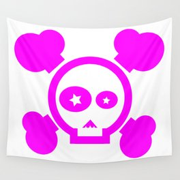 Skull Pop! Wall Tapestry