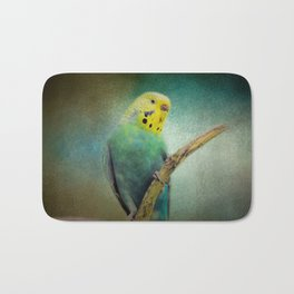 The Budgie Collection - Budgie 1 Bath Mat