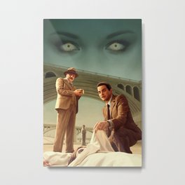 Penny Dreadful, City of Angels - 1 Metal Print
