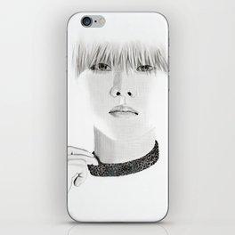 Silhouette iPhone Skin