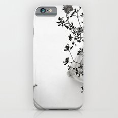 hydrangea in a vase iPhone 6s Slim Case