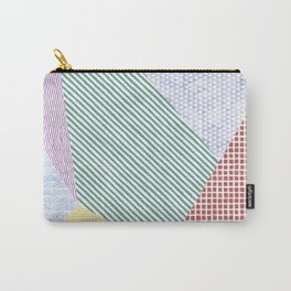 Chalk Patterns Carry-All Pouch