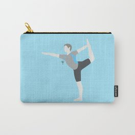 Wii Fit Trainer♂(Smash) Carry-All Pouch