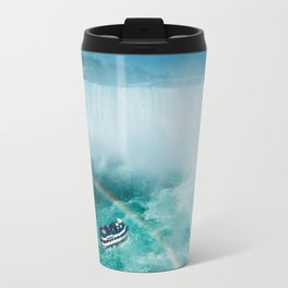 Niagara Falls Rainbow Travel Mug