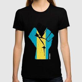 Team  Bahamas Flag Shirt T-shirt