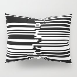 All Chat Scat Pillow Sham