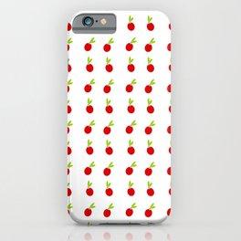 cherry 1 iPhone Case