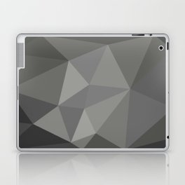 Polygon art 01 Laptop & iPad Skin