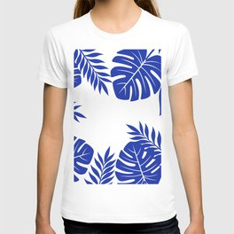 Paradise in cobalt T-shirt