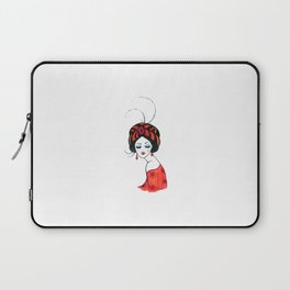 red turban Laptop Sleeve