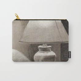 Lamp Light Study Carry-All Pouch