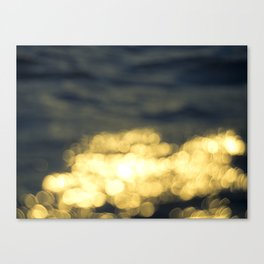 Sea by Boone Speed Canvas Print