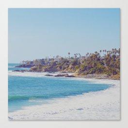 Laguna Shores Canvas Print