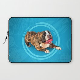 American Bully Puppy Laptop Sleeve