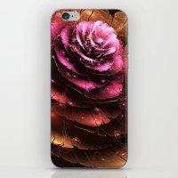 valentine iPhone & iPod Skins featuring Valentine by Eli Vokounova