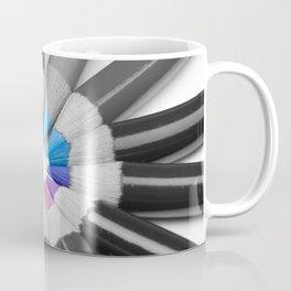 Colored Pencils Coffee Mug