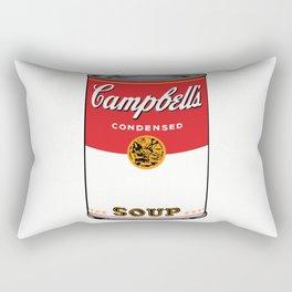 Campbells Soup Rectangular Pillow