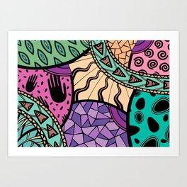 Genesis1 Art Print