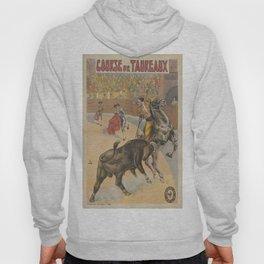 Vintage poster - Course de Taureaux Hoody