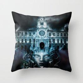 Padovatomica Throw Pillow
