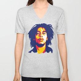 Marley Unisex V-Neck