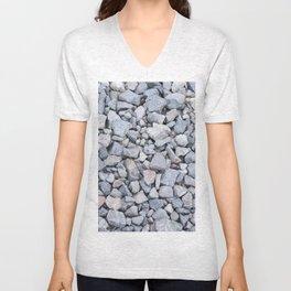 Rocks of the road Unisex V-Neck