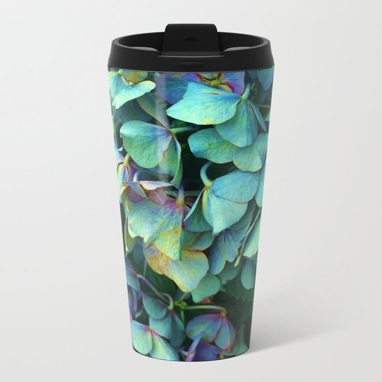 Treasure of Nature VII Metal Travel Mug