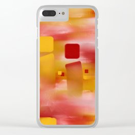 La Pareja Ideal Clear iPhone Case