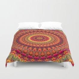 Mandala 279 Duvet Cover