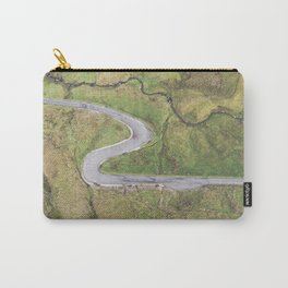 Hairpin bends on Glengesh Pass, Donegal Carry-All Pouch