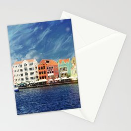 Willemstad, Curaçao Stationery Cards