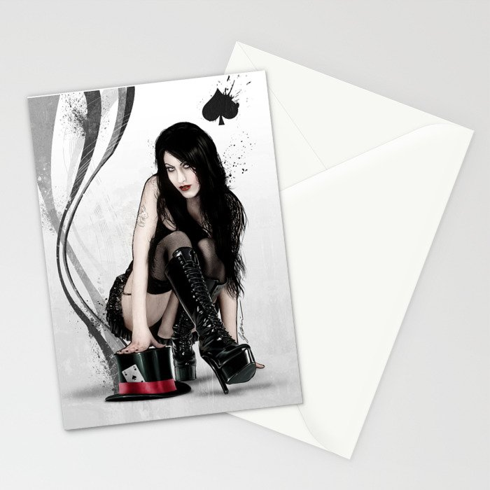 Ms Magic Stationery Cards