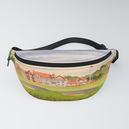 Royal Liverpool Golf Course 18th Hole Fanny Pack