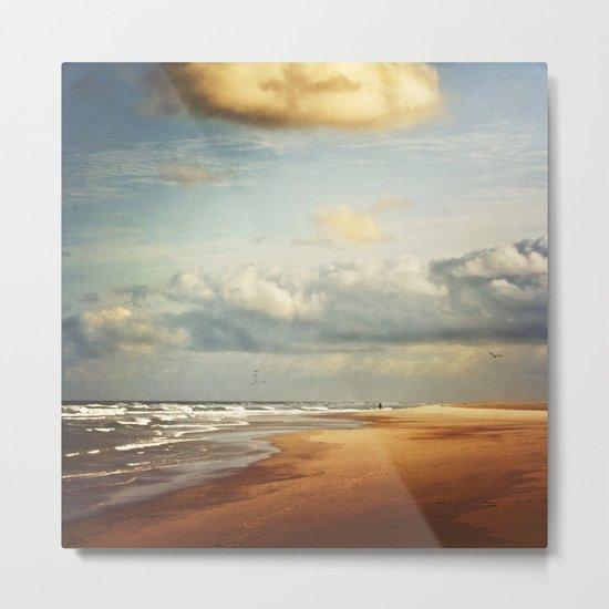 my dream beach Metal Print