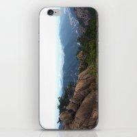 korea iPhone & iPod Skins featuring Korea - Jeju Landscape by Jason He