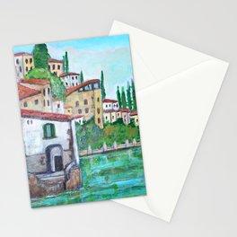 Nesso, Lake Como Stationery Cards