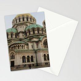 Alexander Nevsky Cathedral, Sofia Stationery Cards