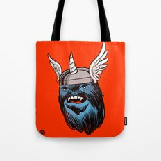 Yeticorn Comic Heroes series: Thor! Tote Bag