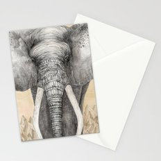 Council of Animals Stationery Cards