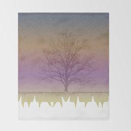 BARAKA-Tree of Life Throw Blanket