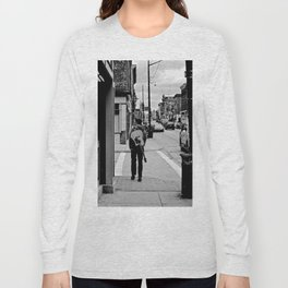 Life In a Guitar Town Long Sleeve T-shirt