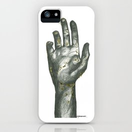 The Midas Touch - part 1 iPhone Case