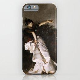 John Singer Sargent - El Jaleo iPhone Case