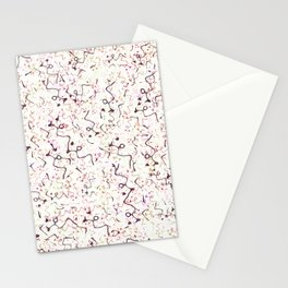 Funky Human Stationery Cards
