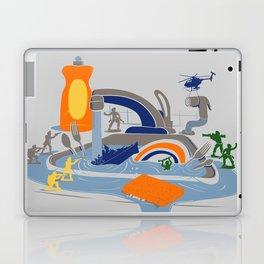 Sink Sank Sunk Laptop & iPad Skin