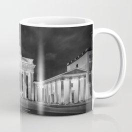 BERLIN Brandenburg Gate | Monochrome Coffee Mug