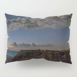 Grand Canyon National Park - Stars at South Rim Pillow Sham