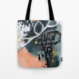 EMERGE // fly Tote Bag